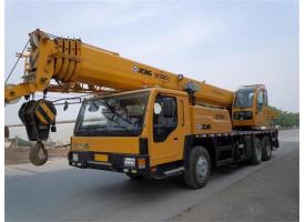 Mobile Crane 25Ton